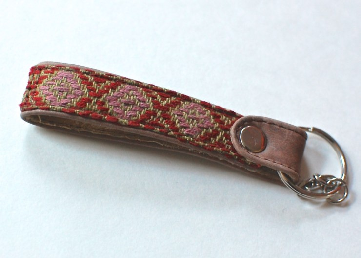 Teysha key chain