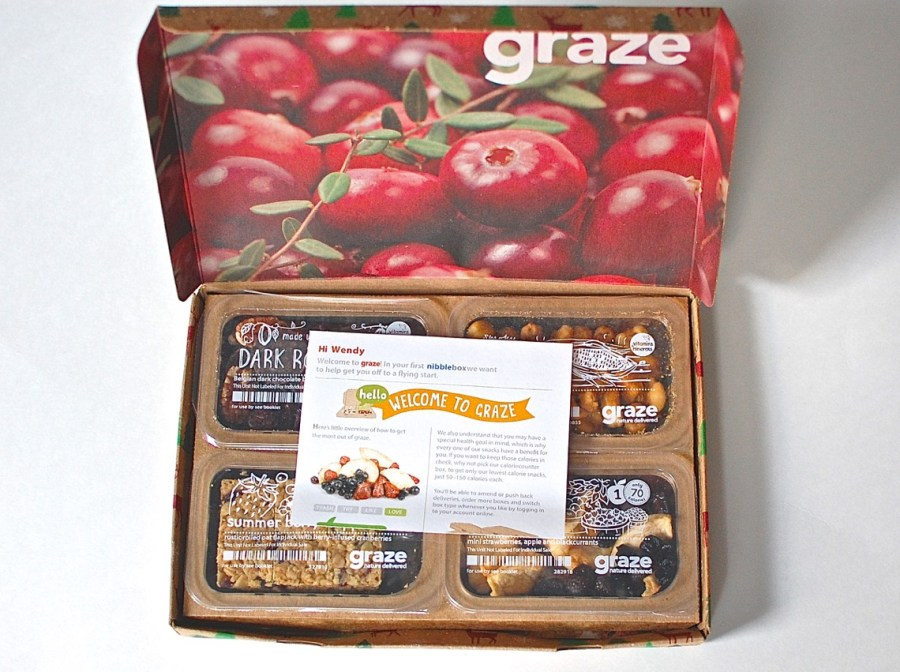 Graze first look