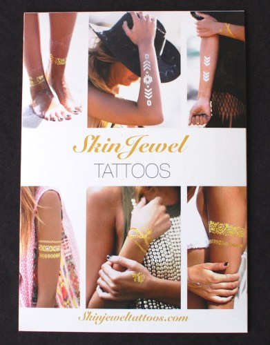 Popsugar Skin Jewel Tattoos