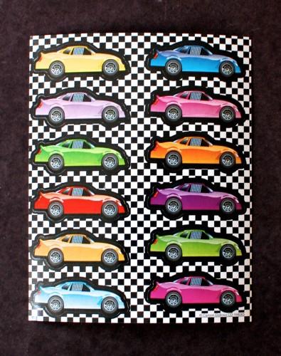 Pipsticks racecars