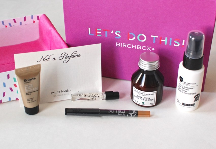 Birchbox January 2015