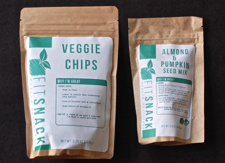 Fit Snack chips