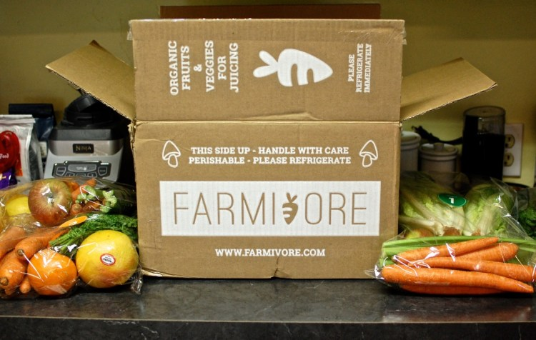 January 2015 Farmivore Review