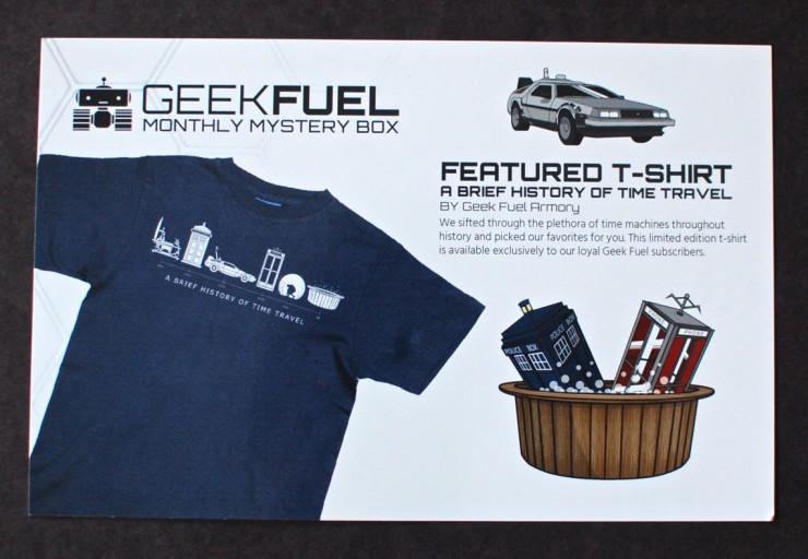 Geek Fuel info