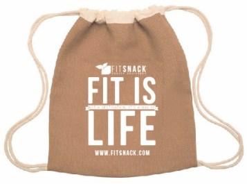 Fit Snack free gym bag