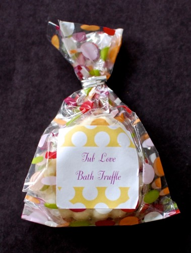 Tub Love Bath Truffle