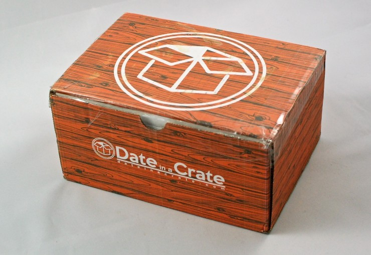 Date in a Crate box