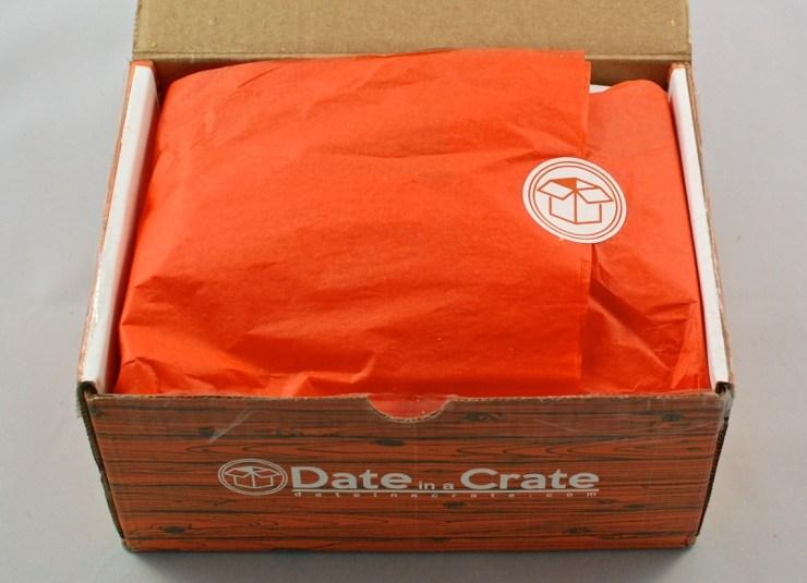 Date in a Crate February