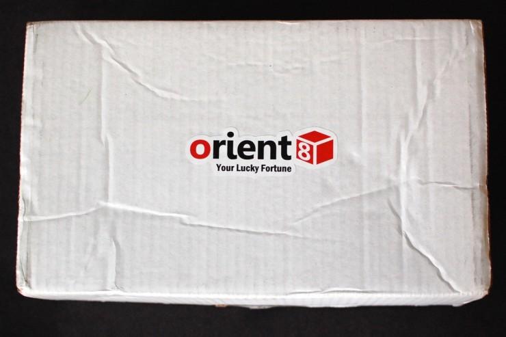 Orient 8 box