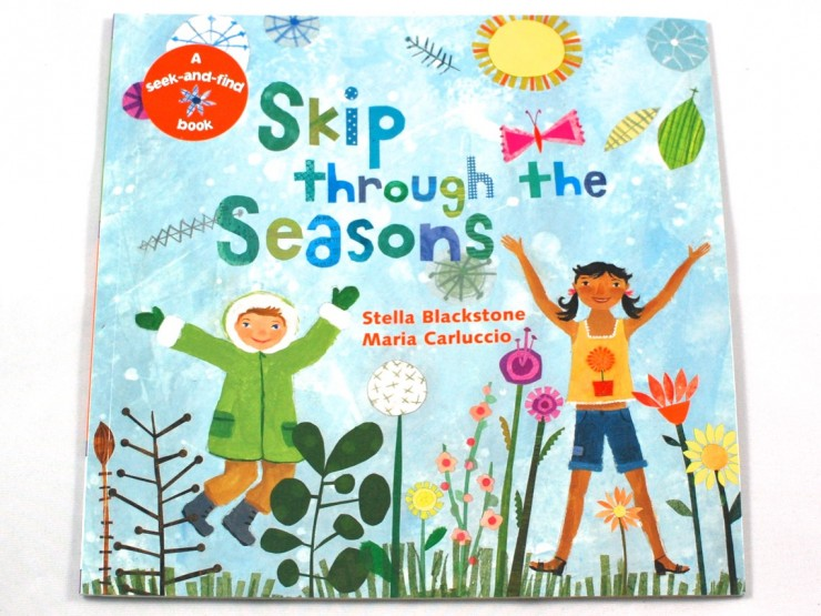 Skip Through the Seasons book