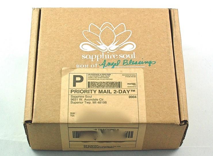 Sapphire Soul box