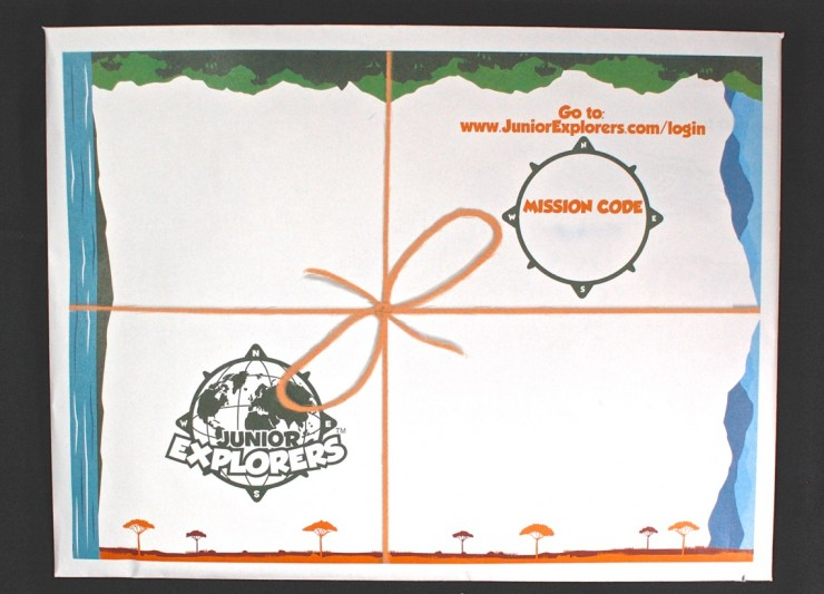 Junior Explorers mission kit