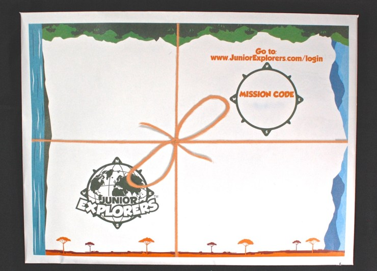 Junior Explorers mission kit