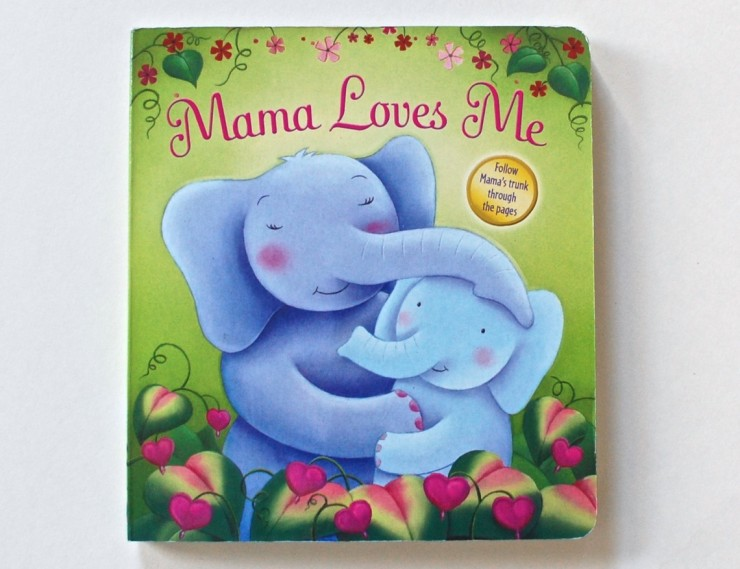 Mama Loves Me book