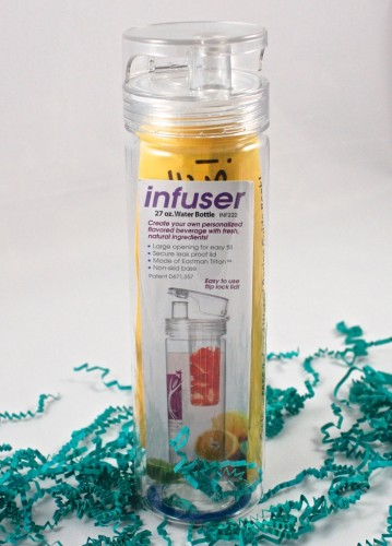 Infuser bottle