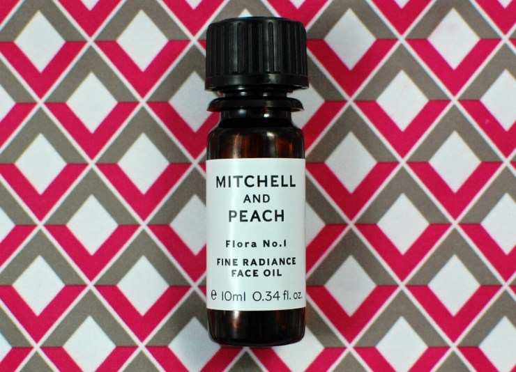 Mitchell and Peach oil