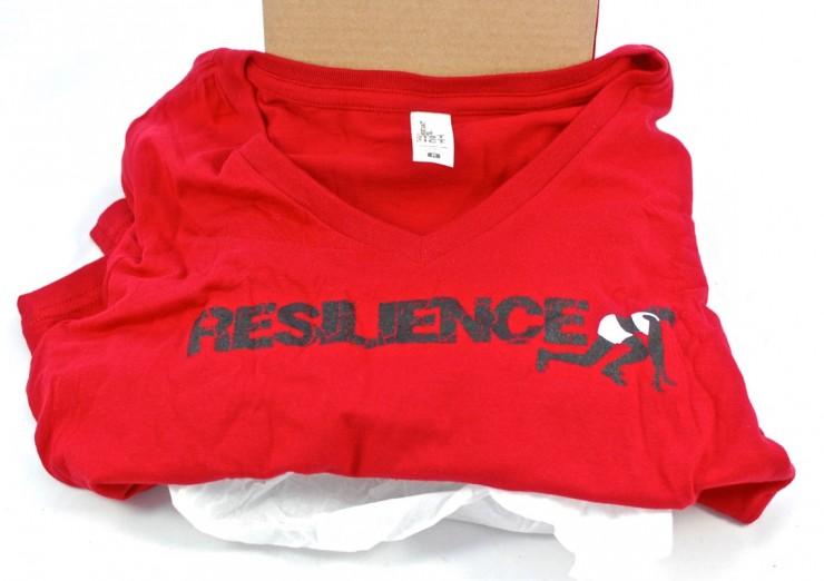 Resilience Box shirt