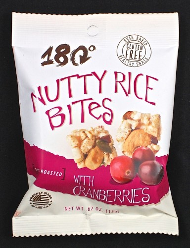 180 Degrees Nutty Rice Bites