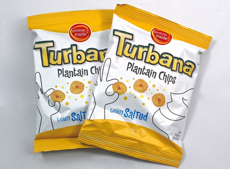 Turbana chips