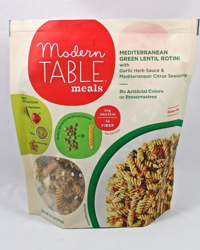 Modern Table Meals kit