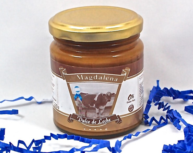 Dona Magdalena dulce de leche