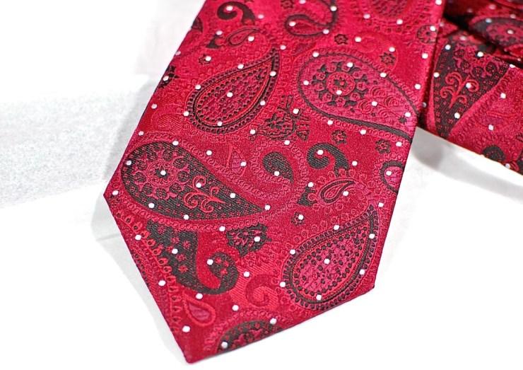 closeup tie