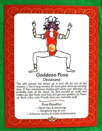 BuddhiBox yoga pose