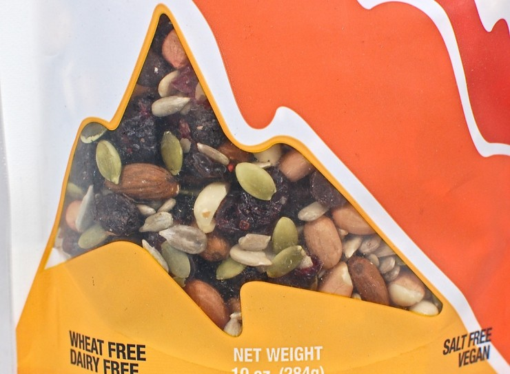 Fiona's trail mix