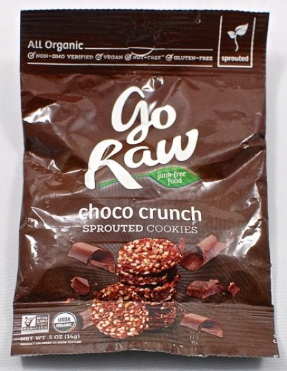 Go Raw Cookies