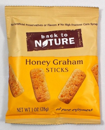 Back to Nature grahams
