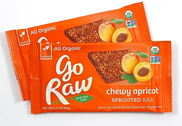 Go Raw Bars