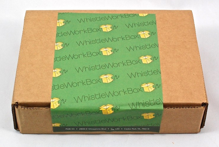Whistle Work Box