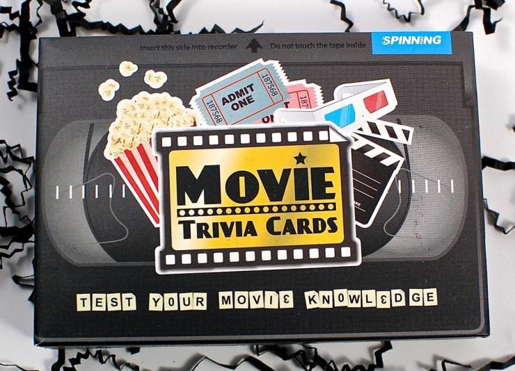 Movie trivia game
