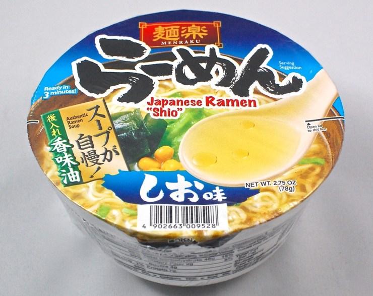 Japanese Ramen Shio