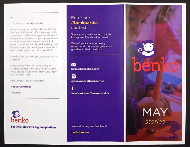 May Benko Box