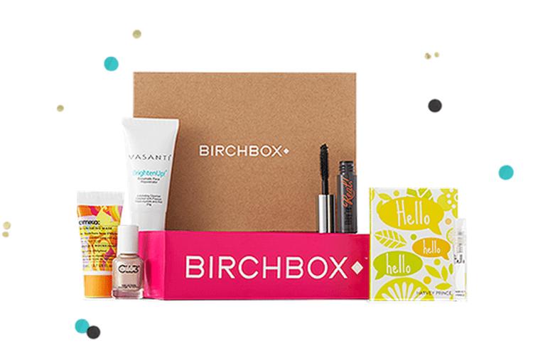 Birchbox $1