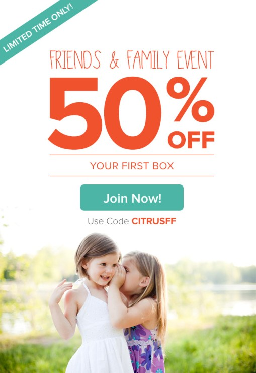 Citrus Lane 50% off