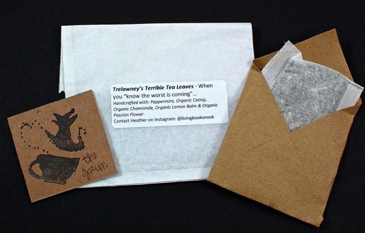 Trelawney's Terrible Tea Leaves