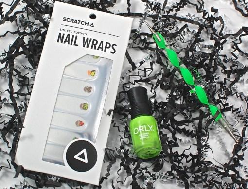 Scratch Monthly Mani Kit