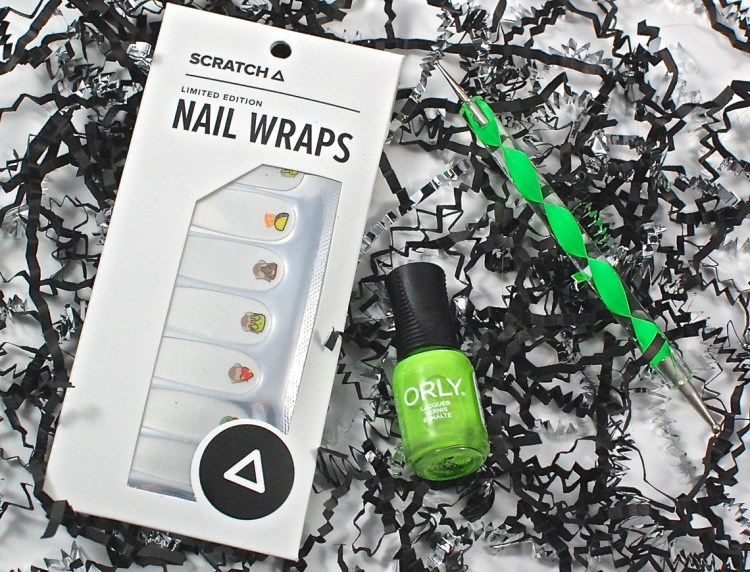 Scratch Monthly Mani Kit June 2015 Review