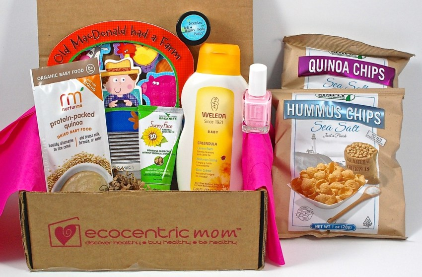 Ecocentric Mom June/July