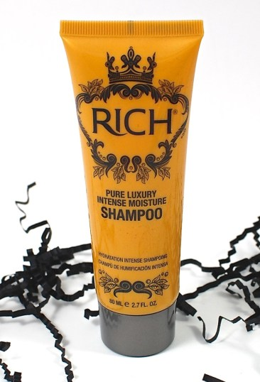 Rich Hair Care shampoo