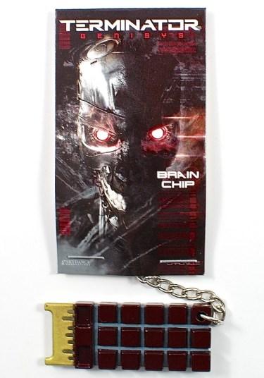 Terminator brain chip