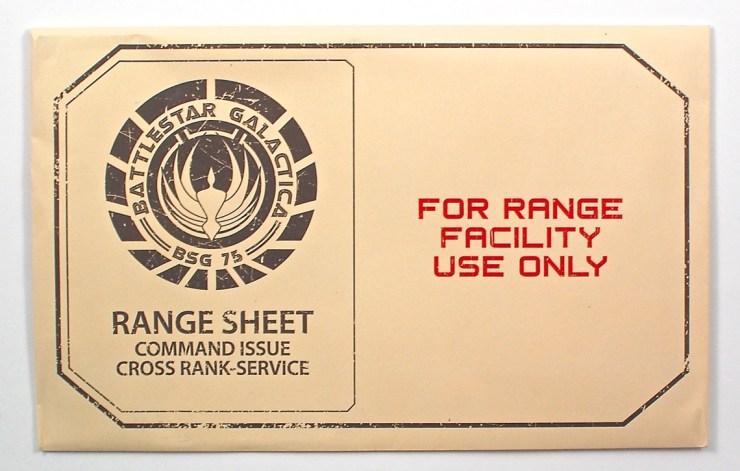 range sheets