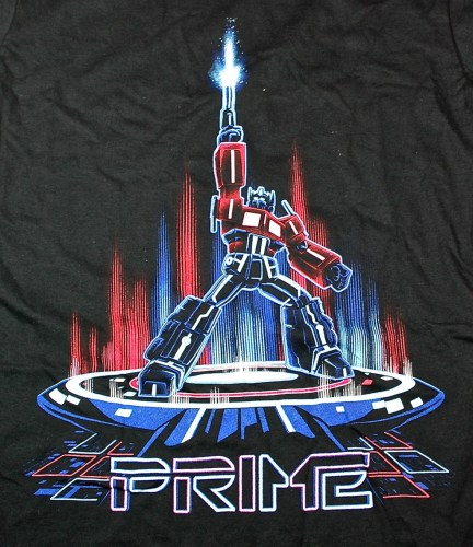 Prime t-shirt