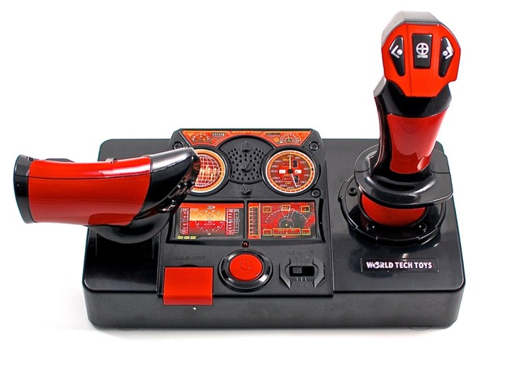 RC helicopter joystick