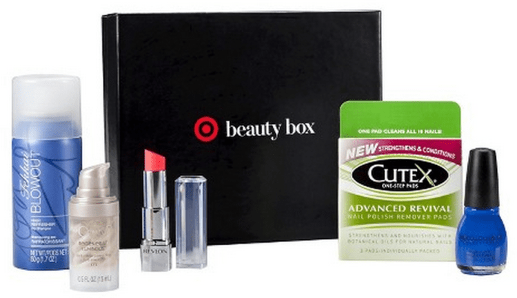 Target Beauty Boxes Available NOW!