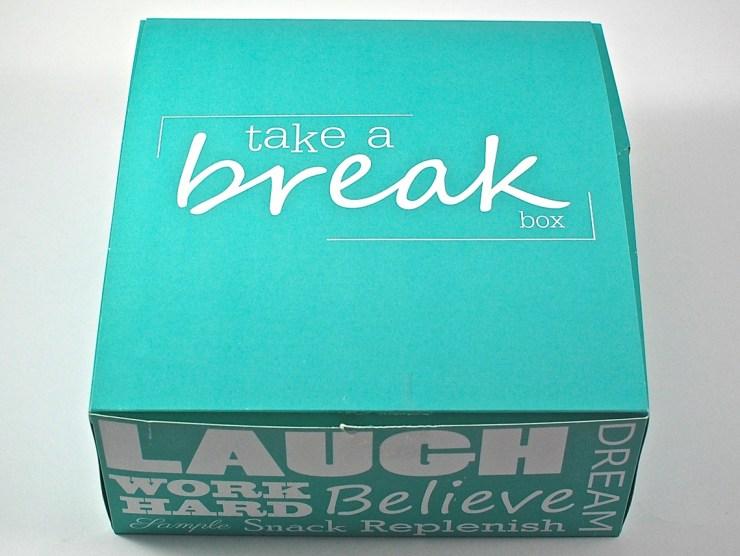 Take a Break Box