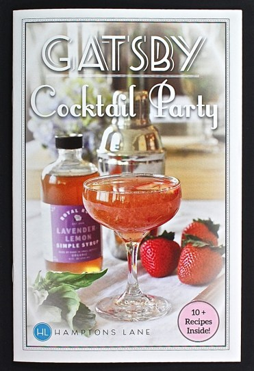 Hamptons Lane Gatsby party