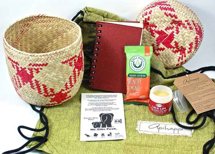 GlobeIn Artisan Gift Box July 2015 Review & Coupon Code